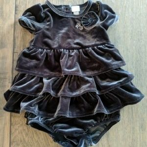 Nordstrom baby dress set